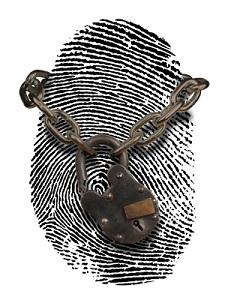 Identity Theft Thumbprint